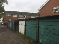 Lock up garage to let - Hucknall £35 PCM