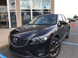 2016 Mazda CX-5 GT + AWD + NAVIGATION + CUIR