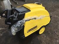 Karcher hds 745 601 diesel petrol all industrial pressure washer Honda yanmar jet washers power