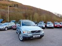 VOLVO XC90 D5 SE LUX AWD GEARTRONIC (silver) 2007