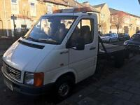 Recovery truck 2001, vw, 2.4 , 6 months mot winch working condition for sale