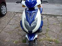 yamasaki fully electric scooter bike fully automatic leaner legal cummuter bike