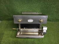 Stunning lacanche rotisserie grill cooker