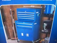 4 DRAWER +2 DRAWER 2 DOOR CABINET TOOL CHEST BRAND NEW IN BOX
