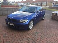 BMW e90 330D amazing car! 57plate