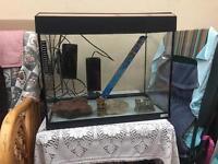 90 litre Fluval Aquarium