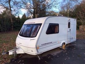 Caravan Swift great condition