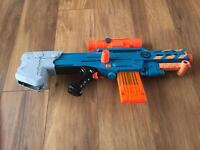 Nerf zombie strike long shot CS-12.