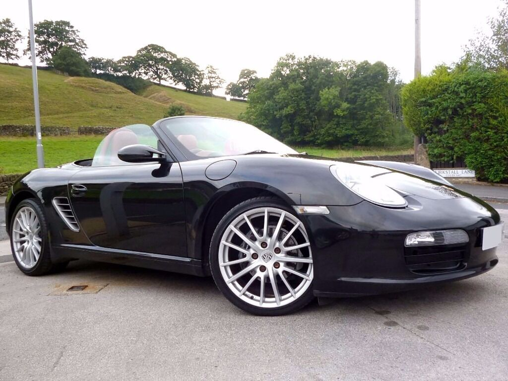 porsche boxster 987 2 7l convertible tiptronic s hardtop in city of london london gumtree. Black Bedroom Furniture Sets. Home Design Ideas