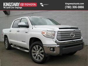 2015 Toyota Tundra Crewmax Limited Edition