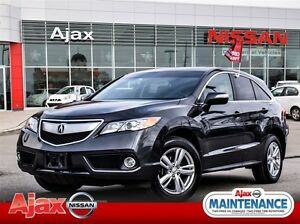 2013 Acura RDX Leather*Roof*Accident Free