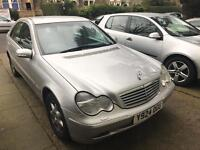 MERCEDES C180 LOW MILEAGE NEED GONE MAKE ME A OFFER