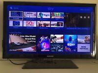 "Samsung UE40C5100 40-inch 40"" Widescreen Full HD 1080p Slim LED Television TV"