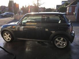 MINI COOPER 1.6 2008.LEATHER INTERIOR.LOW 52k MILES.PX/SWAPS