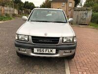 1999 Vauxhall Frontera 2.2 DTi 16v Sport RS 3dr Manual @07445775115@