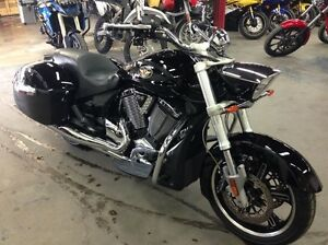 2012 Victory Motorcycles Cross Roads ABS -