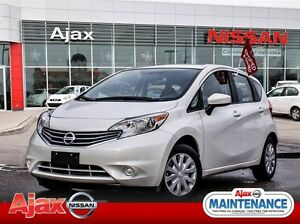 2015 Nissan Versa Note S Hatchback*Low kms*Accident Free*