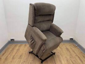 HSL Riser & Recliner Chair, Ripley Dual Motor Riser (Large)And 1 Yr Warranty