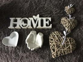 HOME items, shabby chic