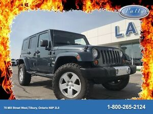 2008 Jeep Wrangler Sahara, Being Sold AS IS !!