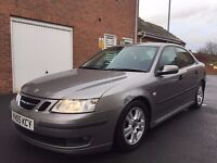 2005 05 Saab 9-3 1.9 TiD Linear Sport Airflow 4dr LOW MILEAGE 100k not vectra mondeo passat a4 volvo