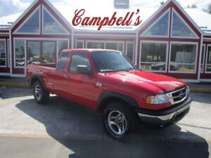 2010 Ford Ranger SE 4x4  ALLOYS, AIR CONDITIONING, MP3