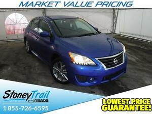 2014 Nissan Sentra SR - LOCAL AB TRADE-IN! SMART KEY! PUSH BUTTO