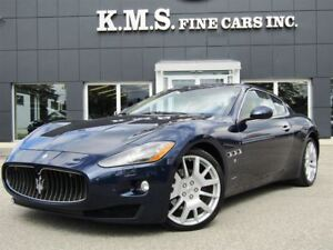 2011 Maserati GranTurismo Coupe| Canadian| LIKE BRAND NEW