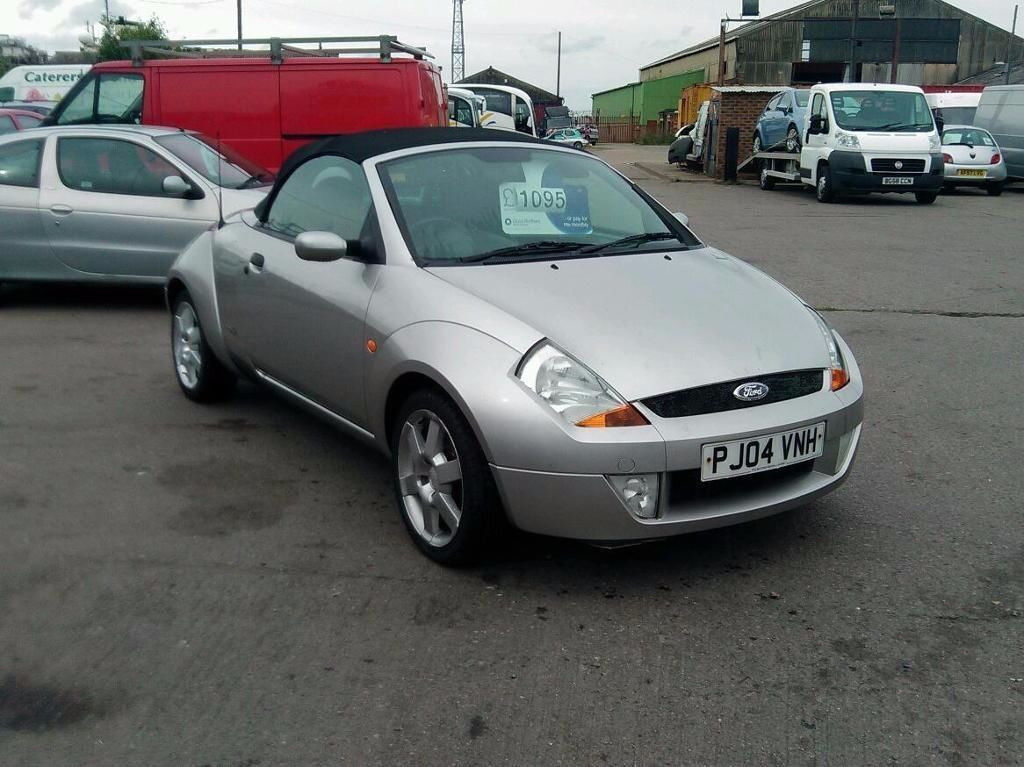 ford ka street wise spares or repairs parts