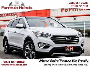 2014 Hyundai Santa Fe XL LIMITED | BLUETOOTH | ALL WHEEL DRIVE!