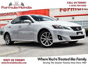 2013 Lexus IS 350 ALL WHEEL DRIVE | IMMACULATE LEATHER INTERIOR