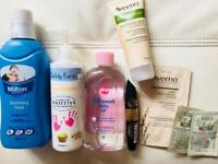 Baby products Aveeno,Kiehls,Childs Farm
