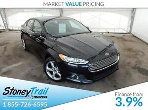 2015 Ford Fusion AWD!2.0L ECOBOOST!NO ACCIDENT!MUST SEE! -SE
