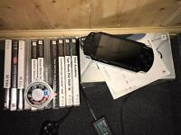 Sony Psp boxed 12 games