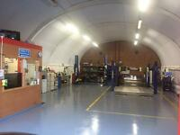 Mechanic Technician required at East London garage IN SHADWELL E1