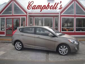 2014 Hyundai Accent GLS SUNROOF HTD SEATS