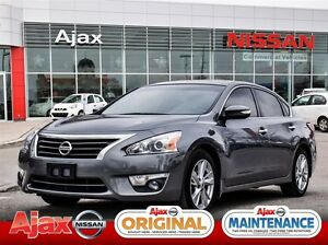 2015 Nissan Altima 2.5 SL TECH*Ajax Nissan Original*Accident Fre