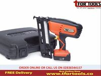 Tacwise CORDLESS BATTERY ANGLE NAILER 18v Li-ion 16G Second Fix