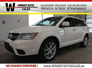 2016 Dodge Journey R/T| AWD| LEATHER| 7 PASSENGER| 32,003KMS