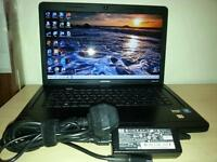 HP Compaq CQ57 Laptop AMD E 4GB/500GB HDD Windows 7 Pro Webcam WiFi 15.6
