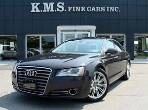 2011 Audi A8 4.2 Premium | CANADIAN | LOADED|