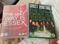 only way is Essex dvd bundle