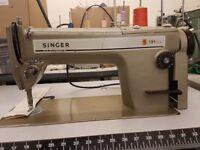 Singer 191D300A Industrial Lockstitch Sewing Machine