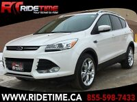 2013 Ford Escape Titanium 4WD - Leather, Pano Roof, Navigation