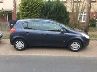 REDUCED TO CLEAR 2009 1 OWNER VAUXHALL CORSA 1248 CC ECOFLEX DIESEL £30 TAX A YEAR cheap insurance