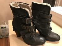 River Island Ankle Boots - Size 8 - £20