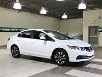 2013 Honda Civic EX AUTO TOIT MAGS CAMERA RECUL