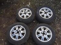 Alloy wheels 175/65R14