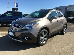 2014 Buick Encore Leather AWD *Backup Cam* *Blind Side* *Heated