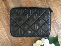 Ordning&Reda Quilted Black iPad/ Tablet Case
